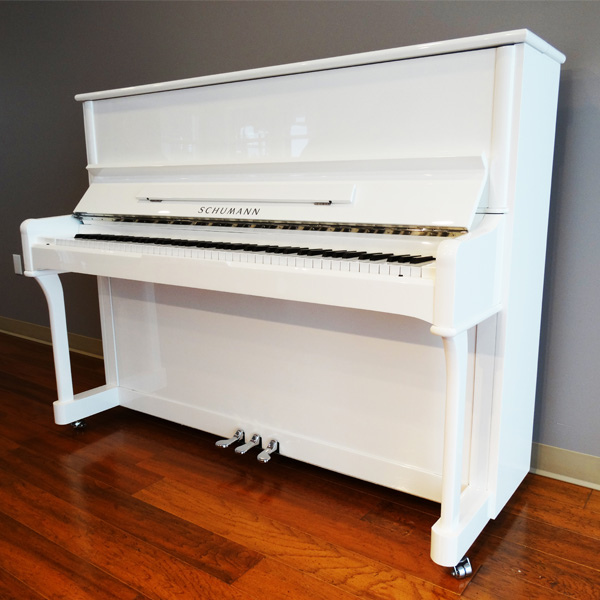 48″ Schumann K-1 in White
