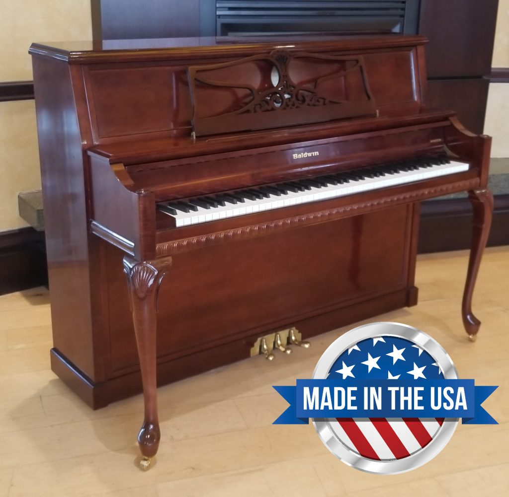 45″ Baldwin Model 5052 Hamilton Limited Edition Studio Piano