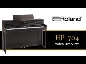 The HP704 Roland Digital Piano - What You Need to Know 2019
