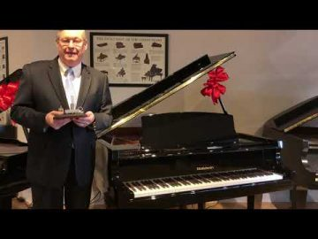 QRS PNO Player Piano Demo Baldwin BP148